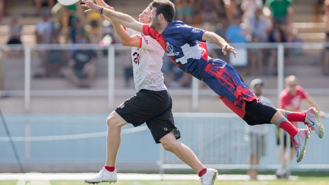 2016 AUDL Semifinals: Toronto Rush vs...