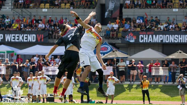 2017 AUDL Championship Game: San Fran...