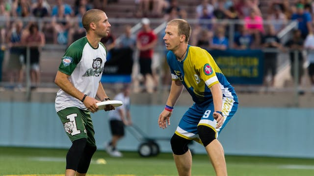 2018 AUDL: Indianapolis AlleyCats at ...