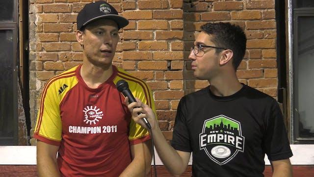 Beau Kittredge Interview
