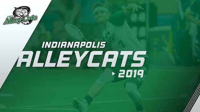 Indianapolis AlleyCats 2019