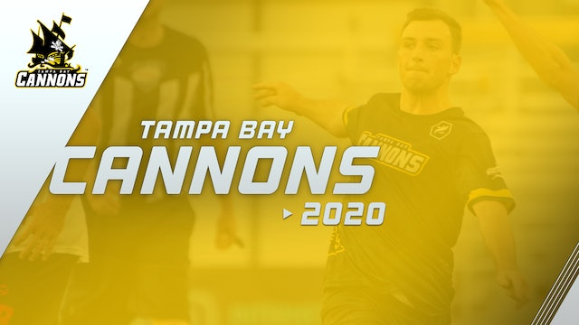 Tampa Bay Cannons 2020