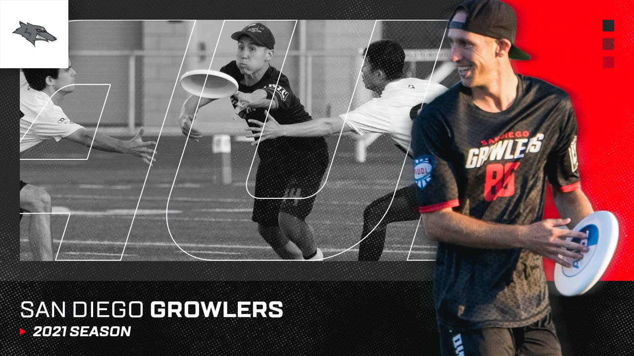 San Diego Growlers 2021