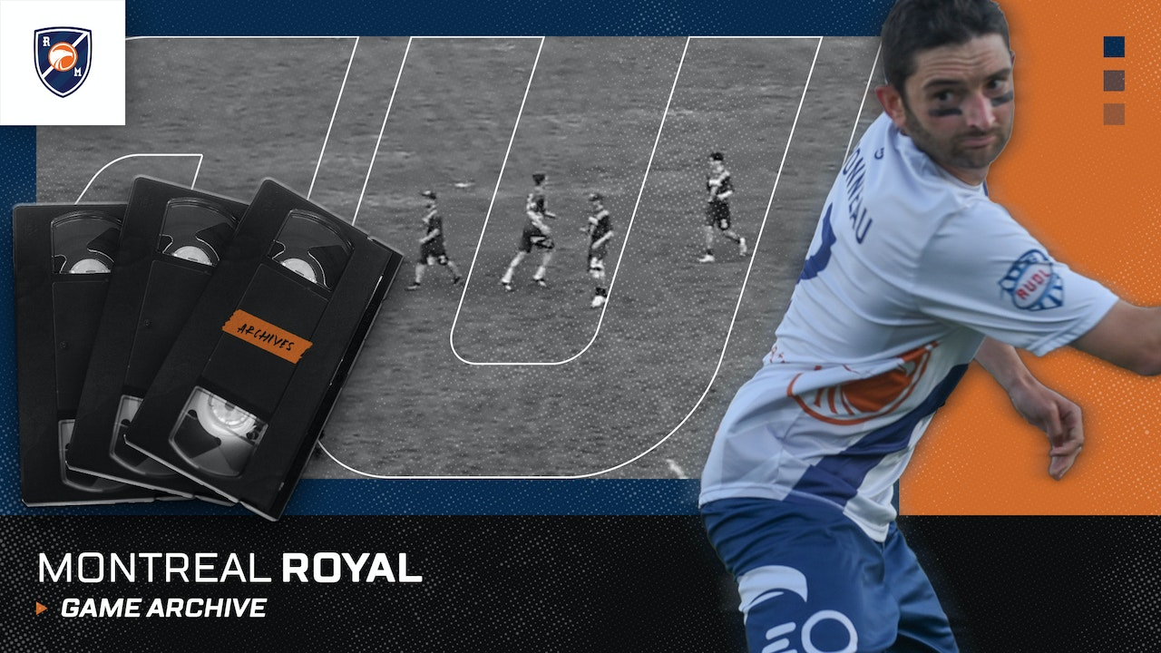 Montreal Royal Game Archive