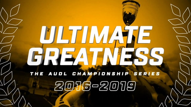 Ultimate Greatness _ Episode03 _ 2017 Champ Semis _ SF@MAD FINAL [Spanish]