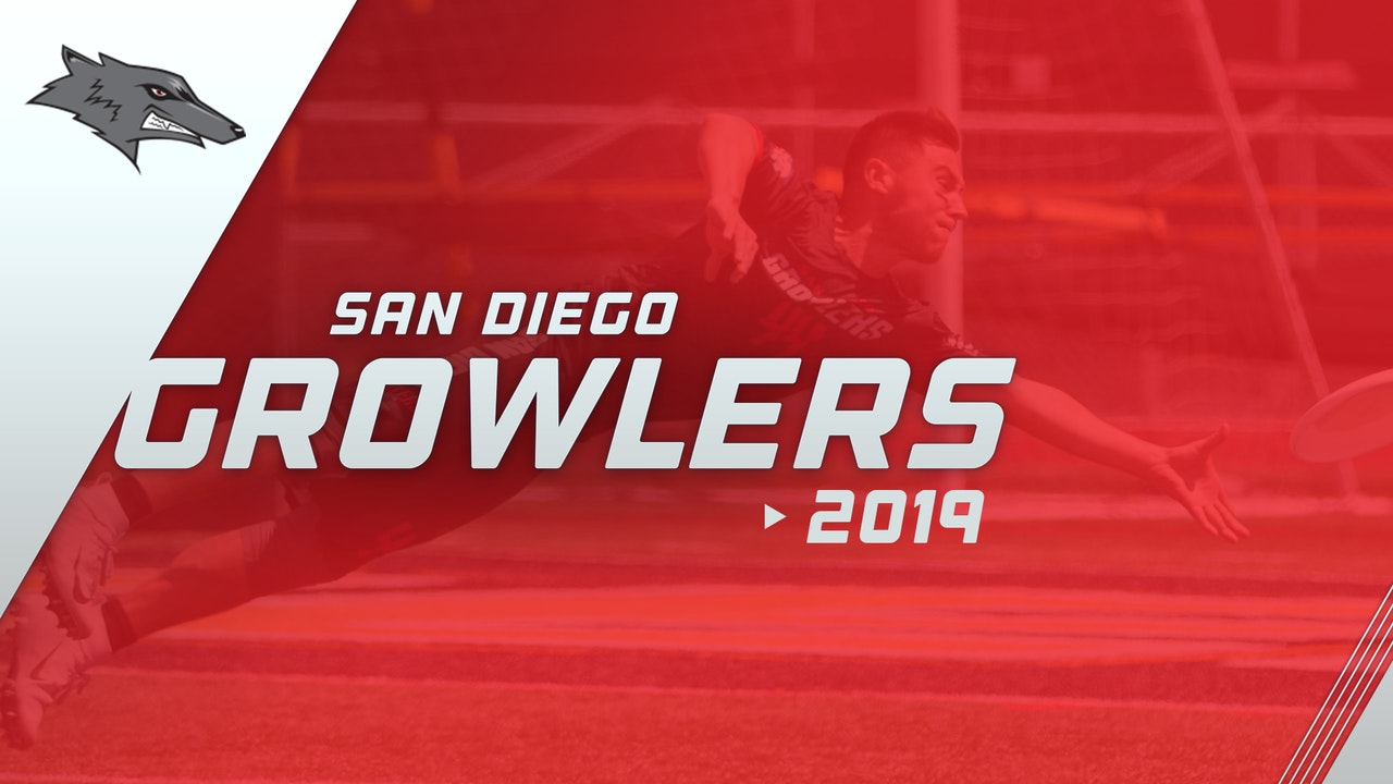 San Diego Growlers 2019