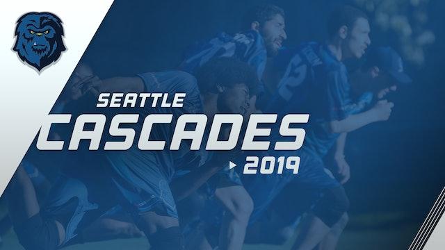 Seattle Cascades 2019