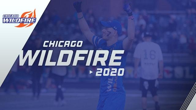 Chicago Wildfire 2020