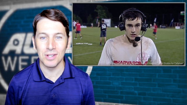 AUDL Weekly | Episode 10