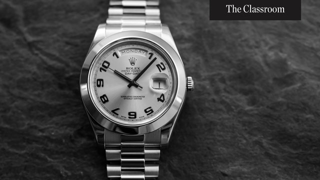 What Do All Those Rolex Terms ACTUALLY Mean?