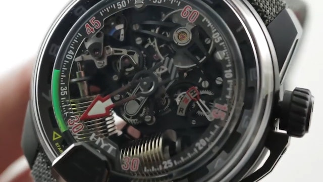 HYT H2 Aviator Limited Edition (248 Dl 01 Gf Kg) Review