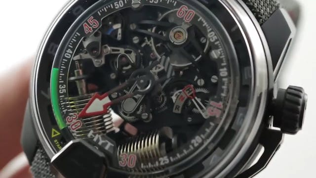 HYT H2 Aviator Limited Edition (248 D...