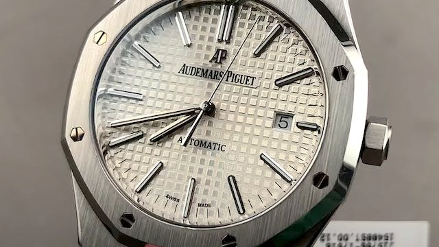 Audemars Piguet Royal Oak 15400ST.OO....