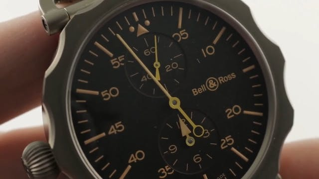 Bell & Ross Ww2 Regulateur Heritage (...