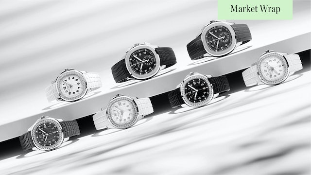 New Patek Philippe and Tudor Releases | News from the Middle East (6/4/2021)