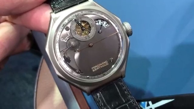 Chronomtrie Ferdinand and Berthound Reviews