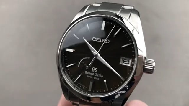 Grand Seiko Spring Drive Limited Edit...