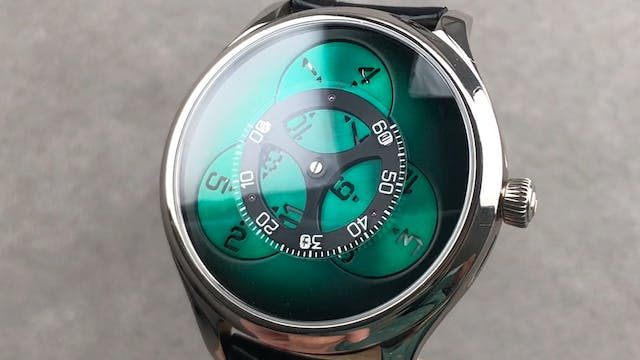 H. Moser & Cie Endeavour Flying Hours...