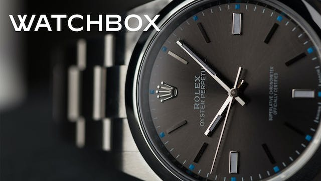 Who is WatchBox? Get to Know the Glob...