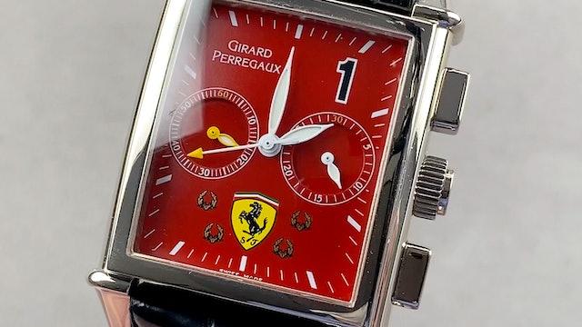 Girard-Perregaux Vintage 1945 Scuderia Ferrari F1 Limited Edition 2599
