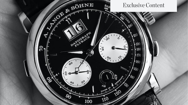 10 Lange Watches in 10 Minutes: Things to Know About the Brand's Models