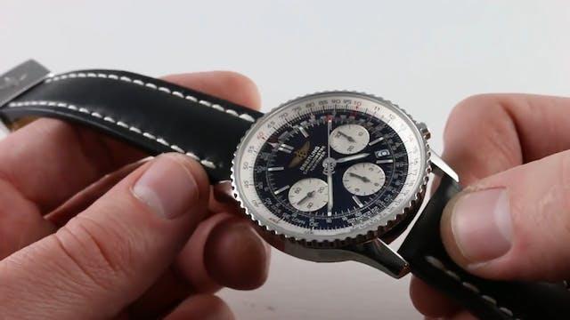 Breitling Navitimer Chronograph A2332...