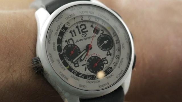 Girard-Perregaux Ww.Tc Chronograph White Ceramic 49820-32-712-FK6 Review
