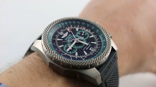 Breitling Bentley Supersports Light B...
