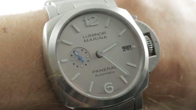 2019 Panerai Luminor Marina 42mm PAM ...