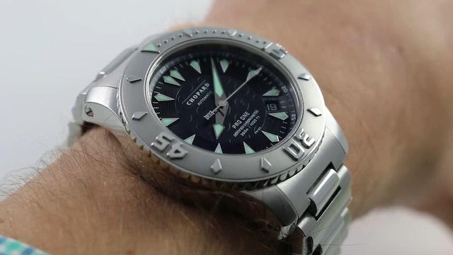 Chopard L.U.C. Pro One Diver 168912-3001 Review