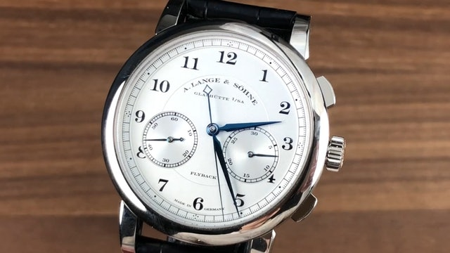A. Lange & Sohne 1815 Chronograph 402.026 A Lange & Sohne Watch Review