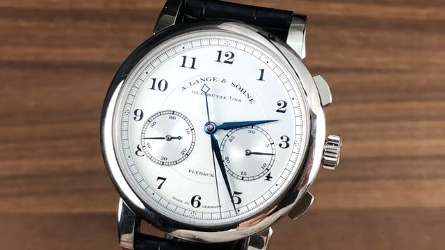 A. Lange & Sohne 1815 Chronograph 402...