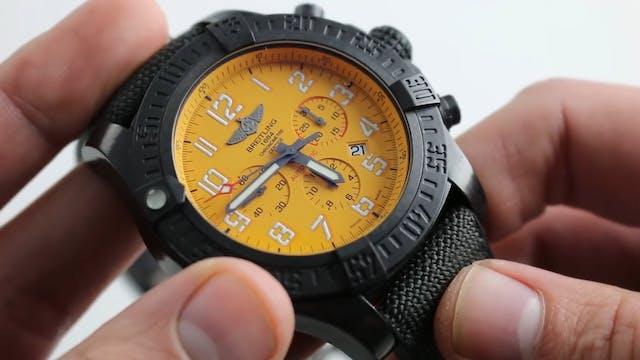 Breitling Avenger Hurricane 12H Breit...