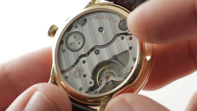 H. Moser & Cie Venturer Small Seconds...