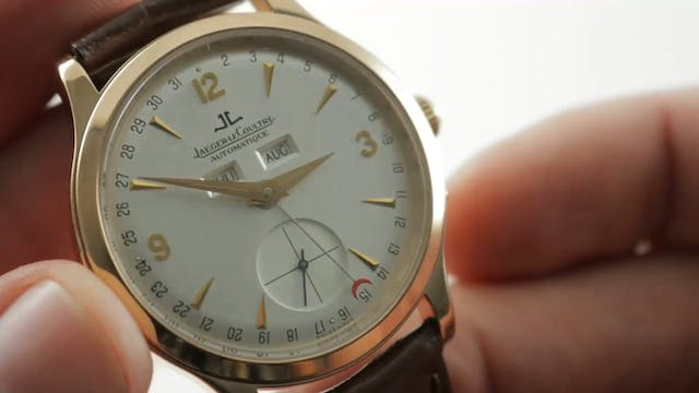 Jaeger Lecoultre Master Date Q147242A...