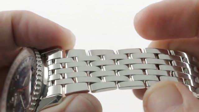 Breitling Navitimer 01 Chronograph Bl...