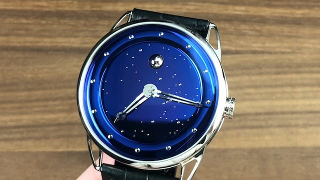 De Bethune Db25 Starry Sky Moon Phase...