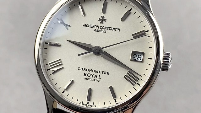 Vacheron Constantin Patrimony Chronometer Royal 47022/000G-8655