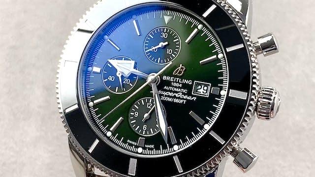 Breitling Superocean Heritage II Chro...