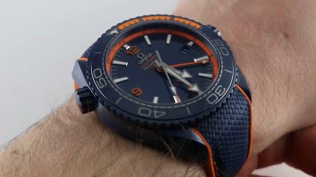 Big Blue: Omega Seamaster Professiona...