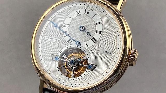 Breguet Classique Complications Tourbillon 5307BA:12:9V6