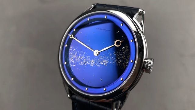 De Bethune Starry Varius Limited Edit...