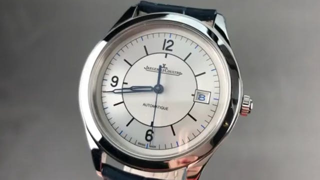 Jaeger Lecoultre Master Control Date ...