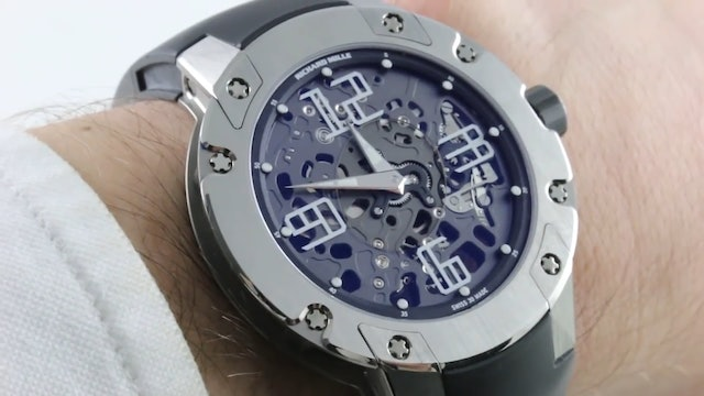Richard Mille RM033 Extra Flat Micro Rotor Review