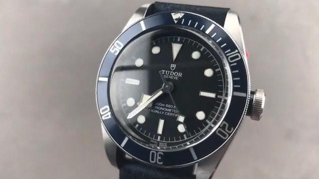 Tudor Heritage Black Bay Blue 79230B Review