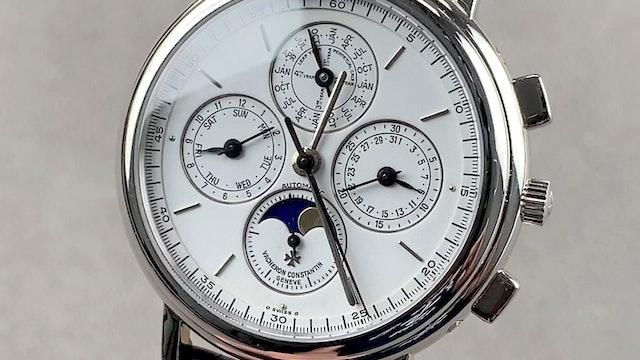 Vacheron Constantin Perpetual Calendar Chronograph 49005/000P-7622