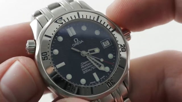Omega Seamaster Diver 300M Mid Size 1...