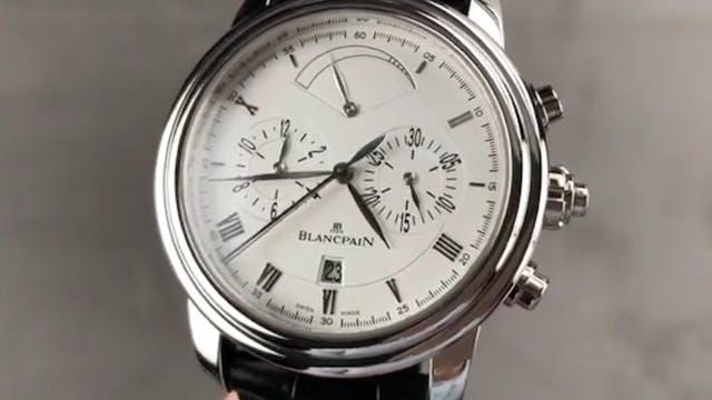Blancpain Le Brassus Split Seconds Ch...