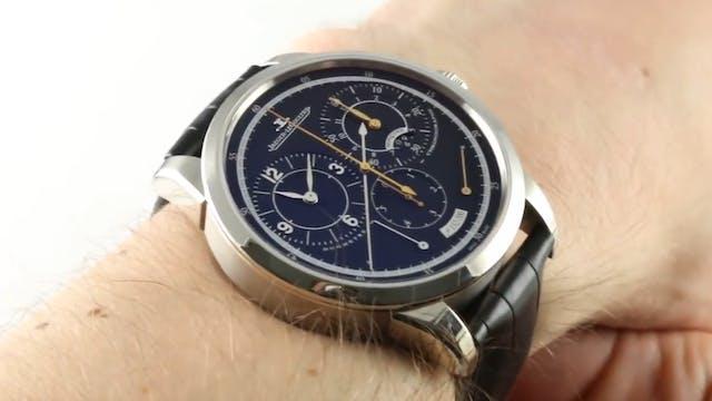 Jaeger Lecoultre Duometre Chronograph...