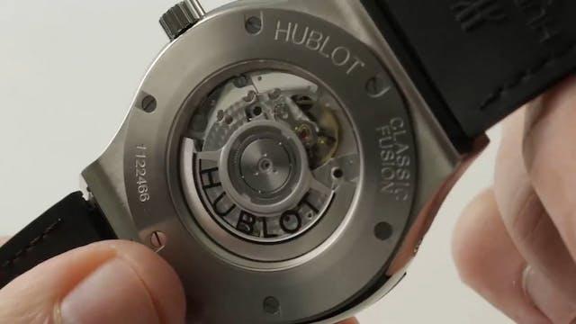 Hublot Classic Fusion Aerofusion Moon...